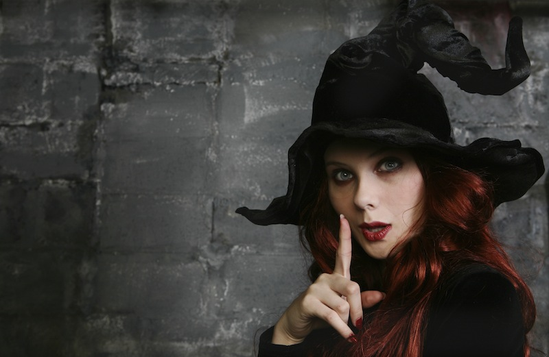 Witch hat - bobbieo #9722956, via iStock by Getty