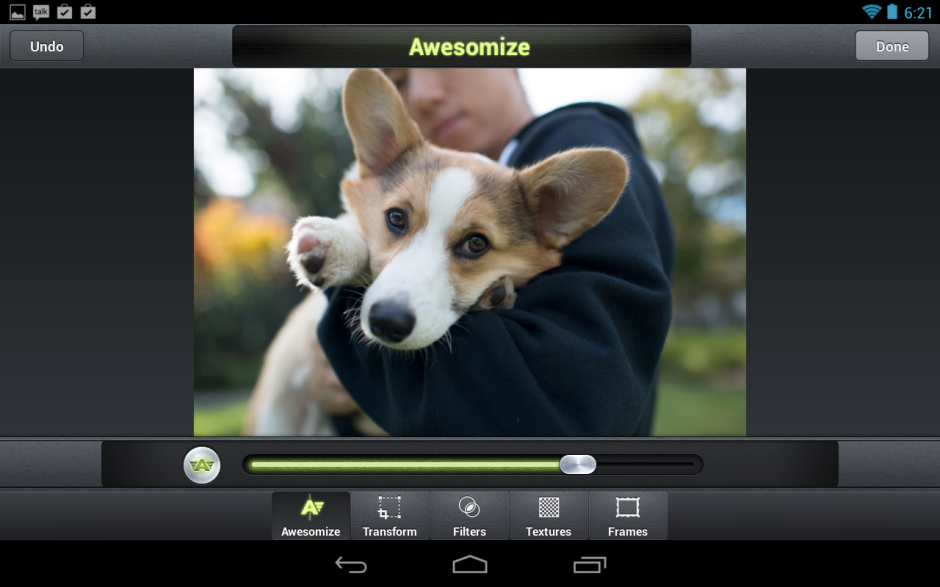 Awesomise your smartphone photos with Camera Awesome for Android