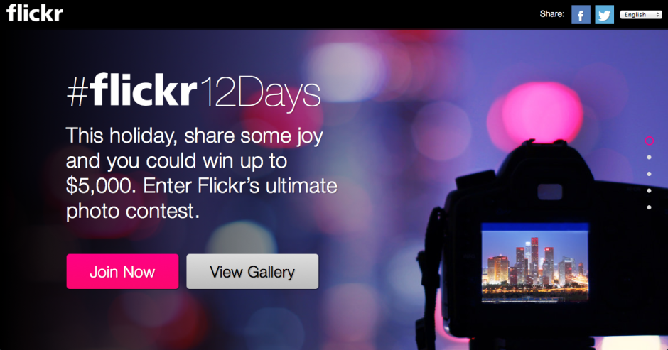 Flickr12Days