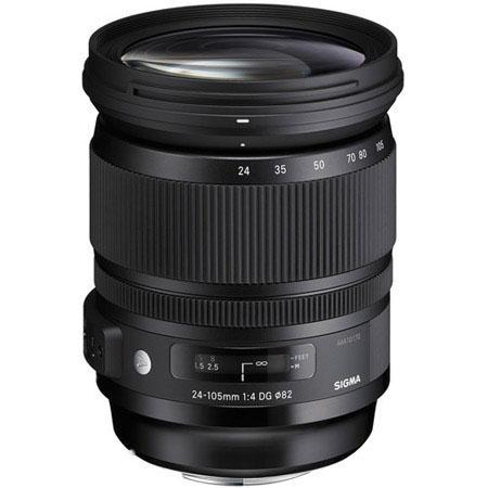Sigma's 24-105mm ƒ/4.0