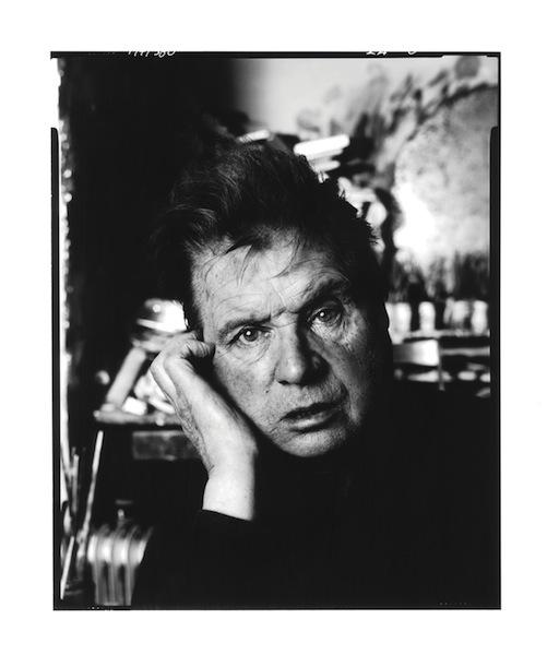 Francis Bacon by David Bailey, 1983