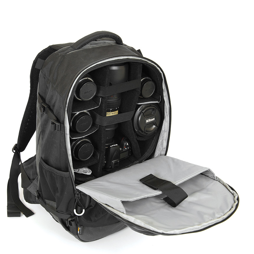 Camera gear + laptop sleeve