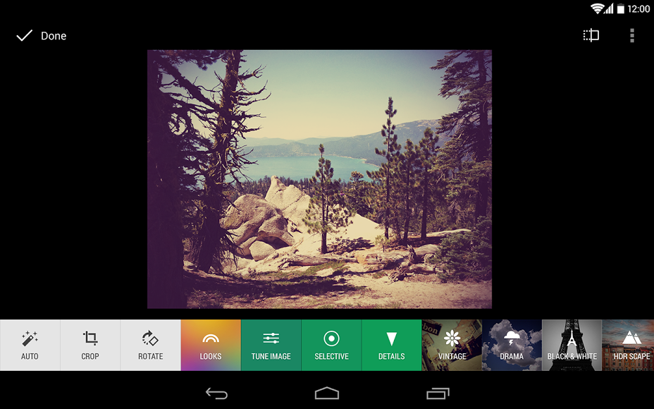 New tools for editing in Google+ on Android