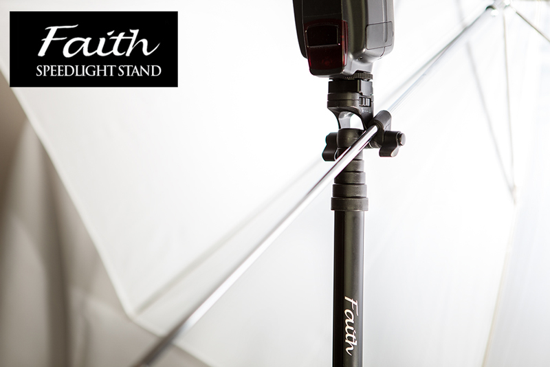 Faith SpeeLight Stand by InspiredPhotoGear