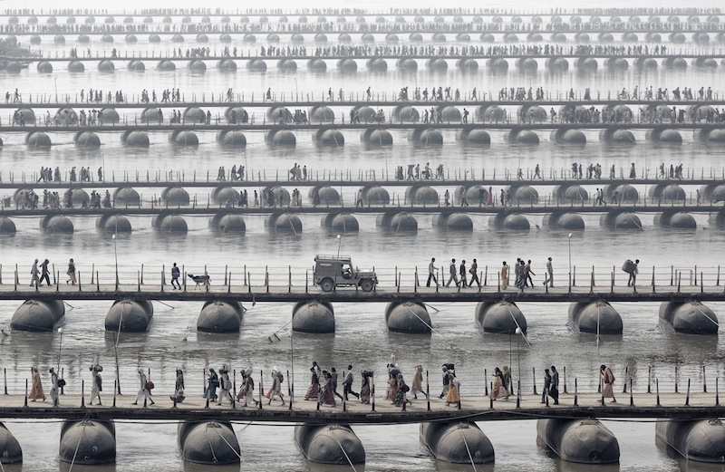 Samsara, by Wolfgang Weinhardt (Open Category: Travel, 2014 Sony World Photography Awards)