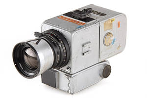 The Hasselblad that went to the moon, and came back