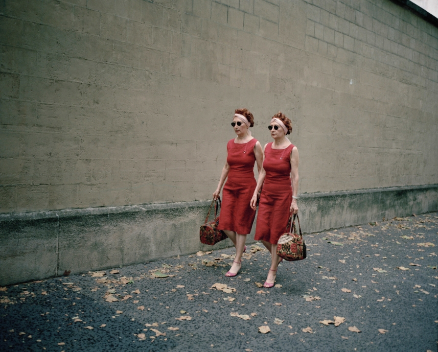 "2013 Contour by Getty Images Portrait Prize Recipient Maja Daniels ""Mady and Monette."""