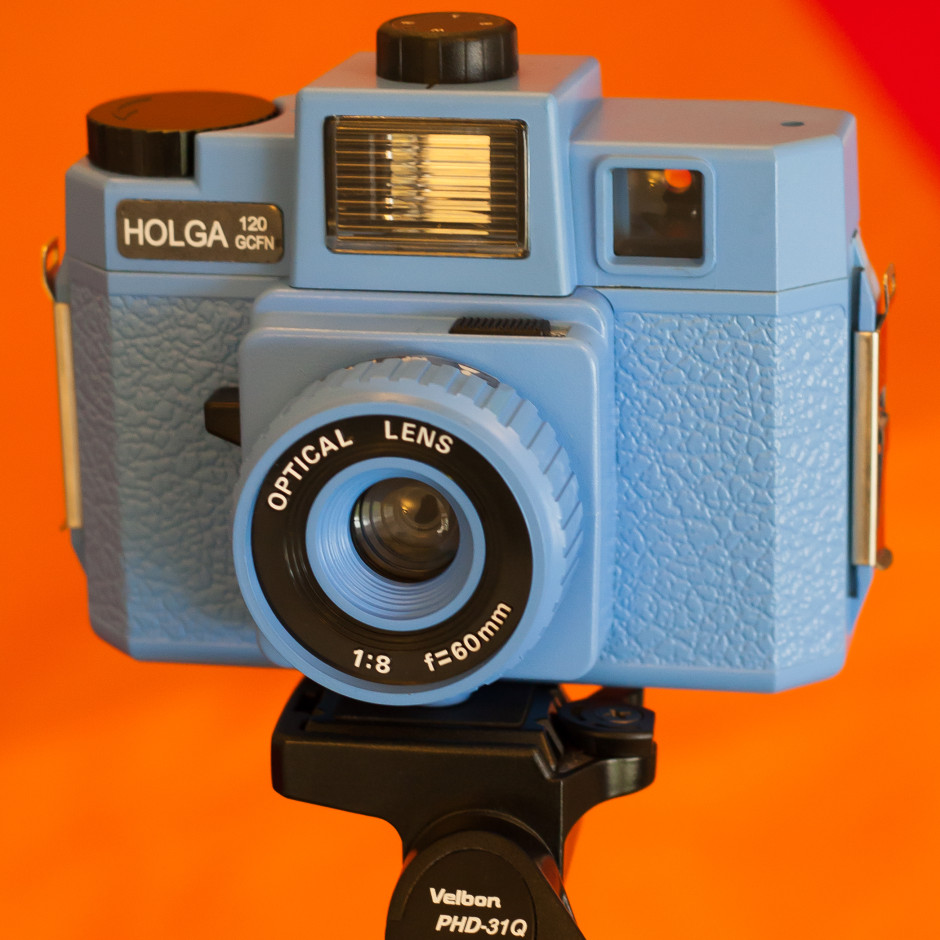 Anyone want to buy my Holga? Boxed. I think I've put two rolls of film through it. Make me an offer.
