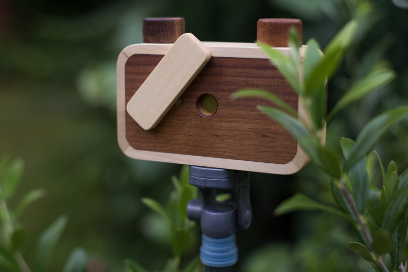 The ONDU pinhole in action