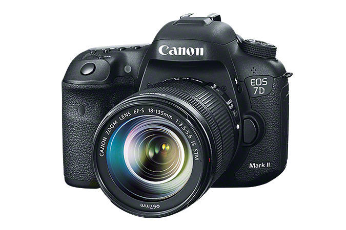 The Canon EOS 7D mark II. At last.