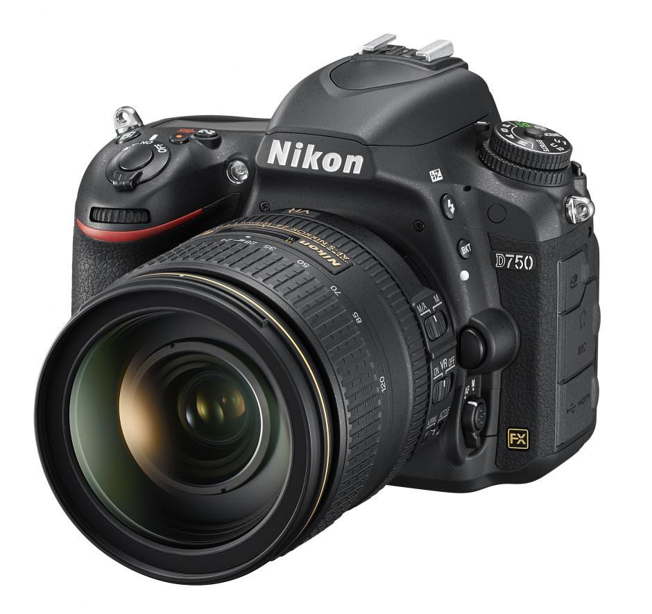 Nikon's new D750