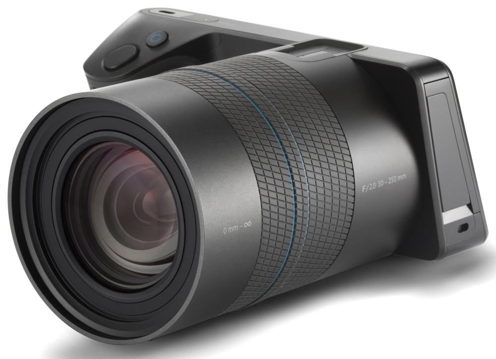 Lytro's Illum camera