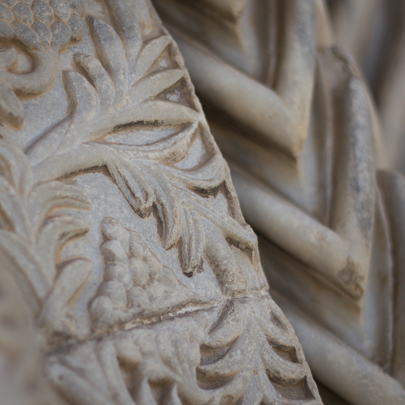 Detail from the Duomo, Palermo