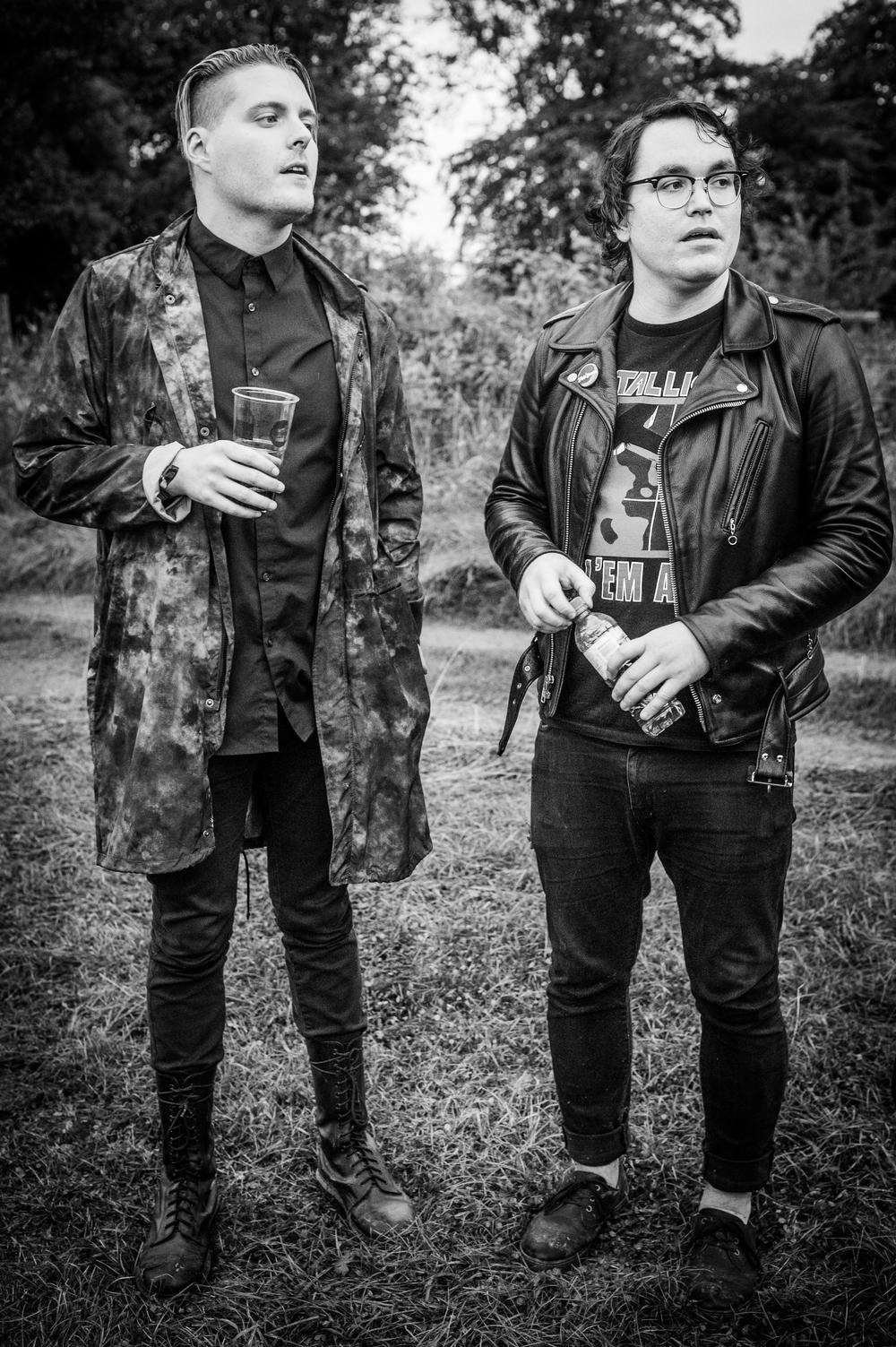 George Clarke & Kerry McCoy - Deafheaven