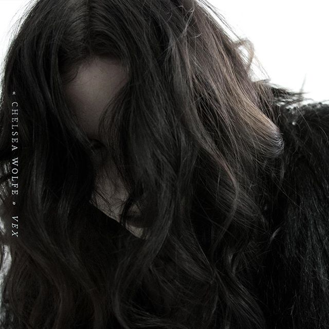 "New track ""Vex"" from @cchelseawwolfe now on the inter-web streaming sites from the upcoming album Hiss Spun out on 9.22.17"