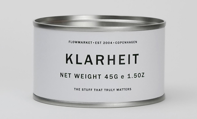 KLARHEIT dose tin