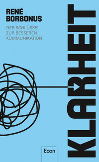 Zeitgleich mit unserer KLARHEIT kam von René Borbonus ein gleichnamiges Buch auf den Markt, welches ich sehr empfehlen möchte!