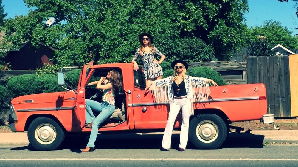 3 girls truck.JPG