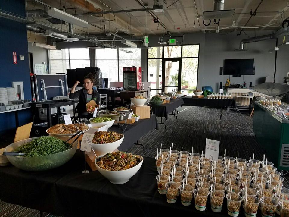 Daily Corporate Catering for San Francisco