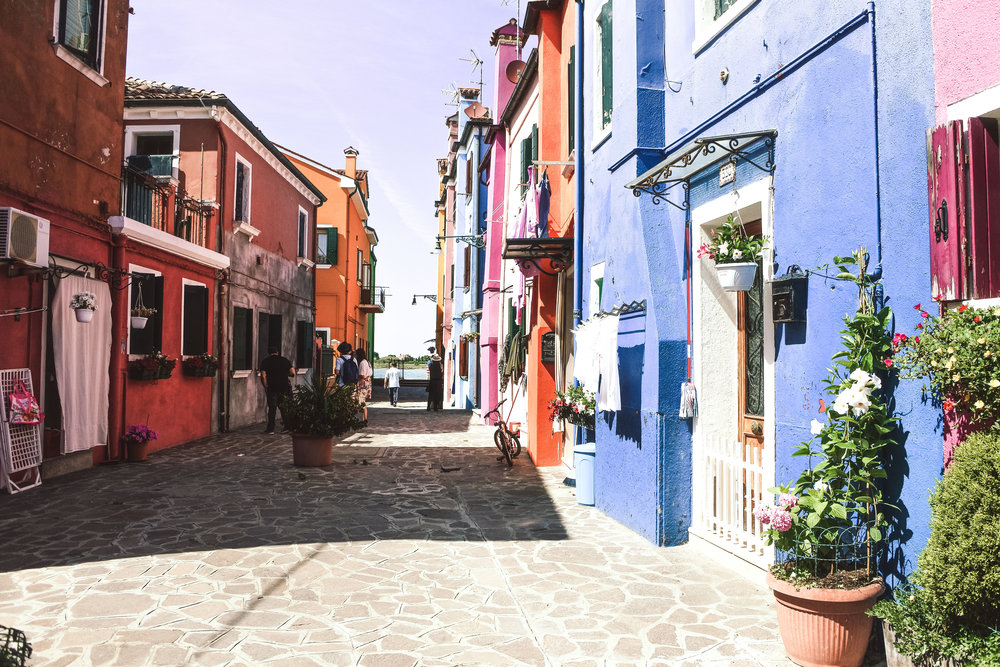 A Visit to the Island of Burano