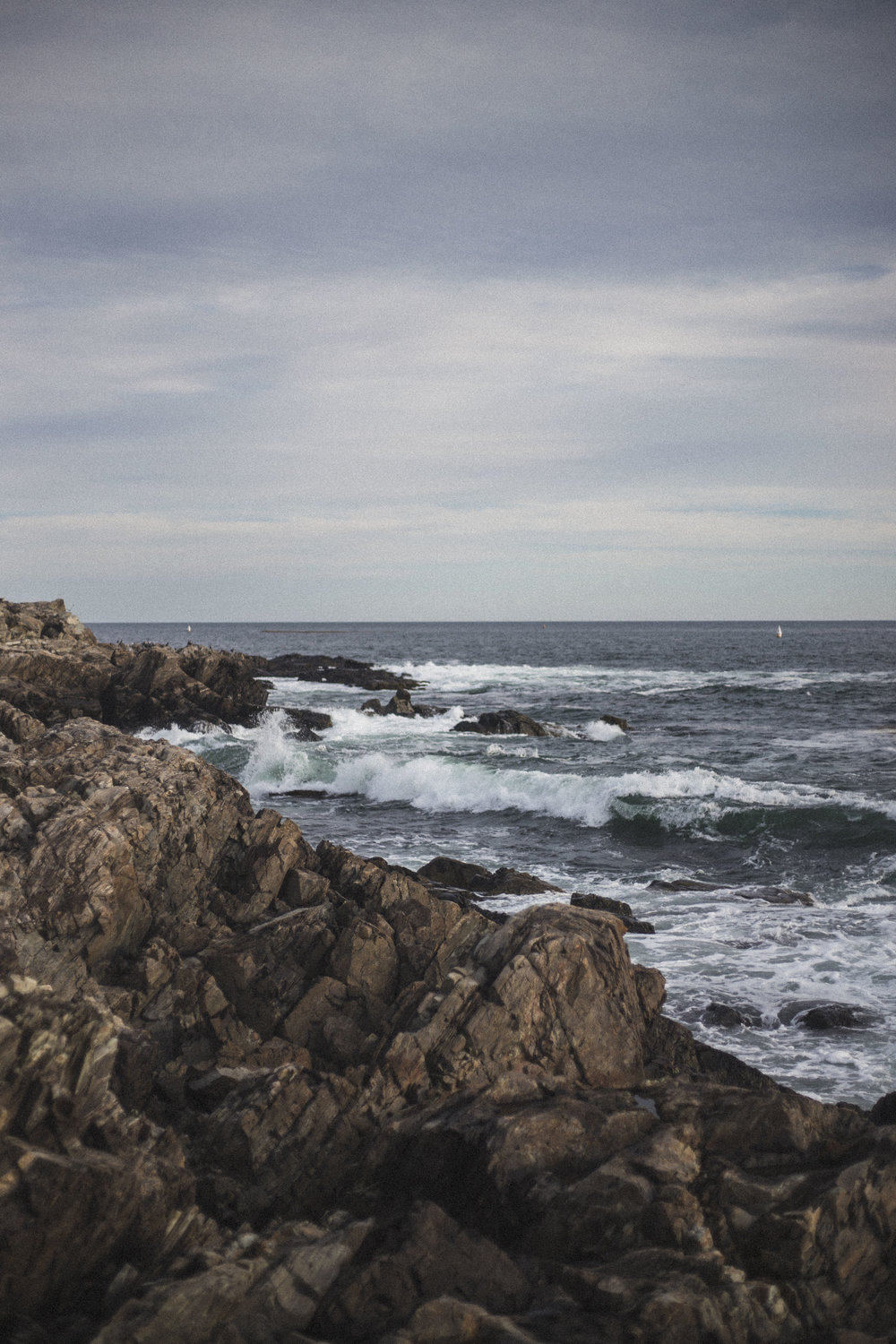 Engagement Photo Session in Kennebunkport, Maine