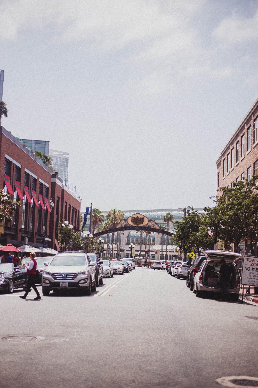 The Gaslamp Quarter (San Diego City Guide)