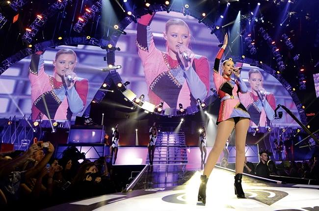 Iggy Azalea Set for iHeart Radio Music Festival