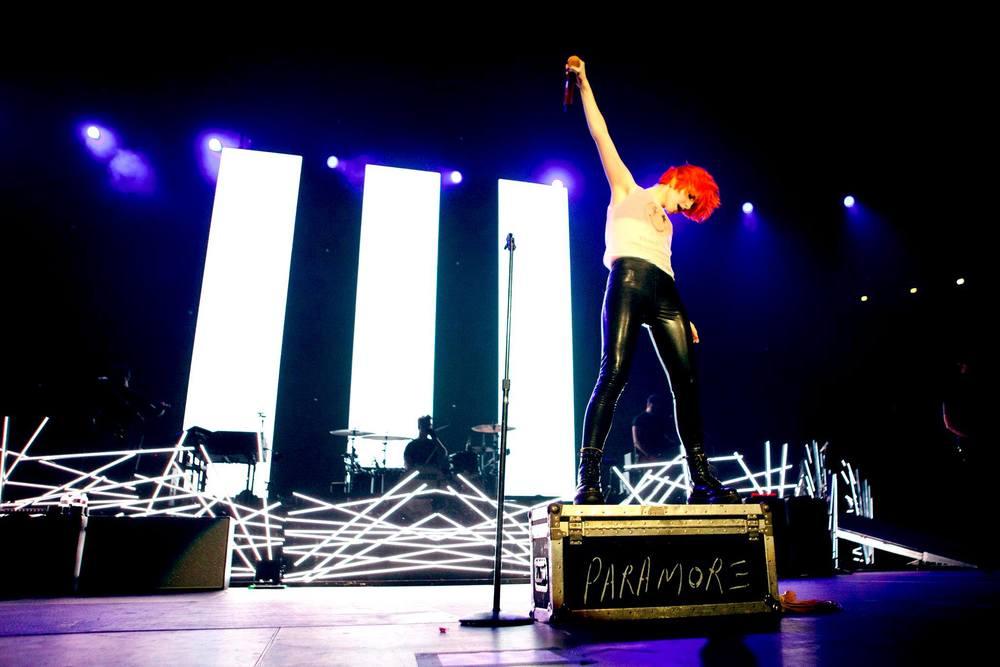 Paramore Touring Set