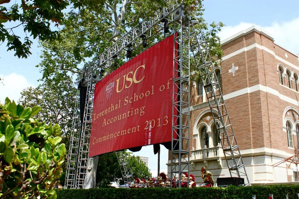 USC Commencement