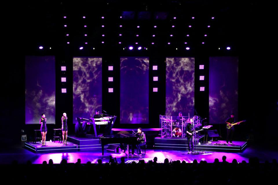 John Legend Made to Love Tour