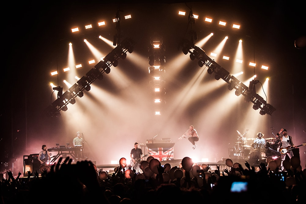 Linkin Park set