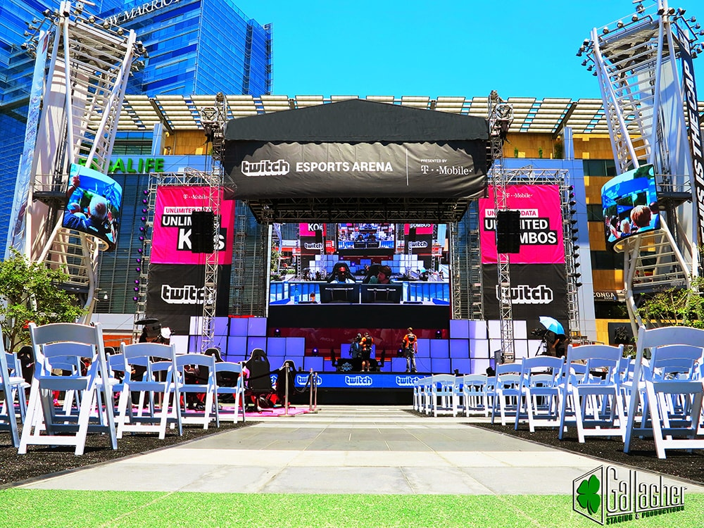 Electronic Entertainment Expo (E3) - Outdoor Stage