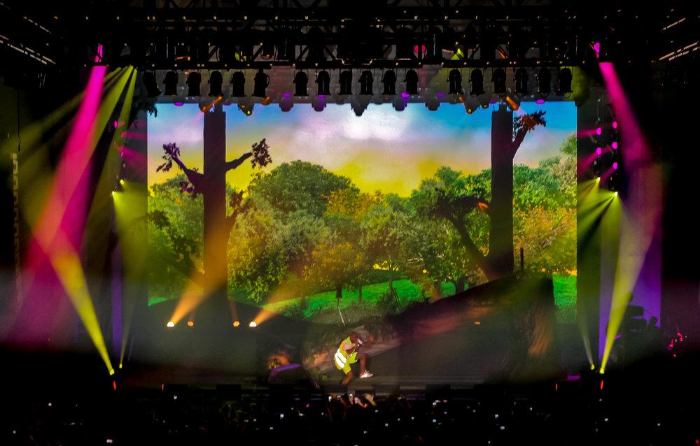 The Shrine Auditorium LA, 4/11/18