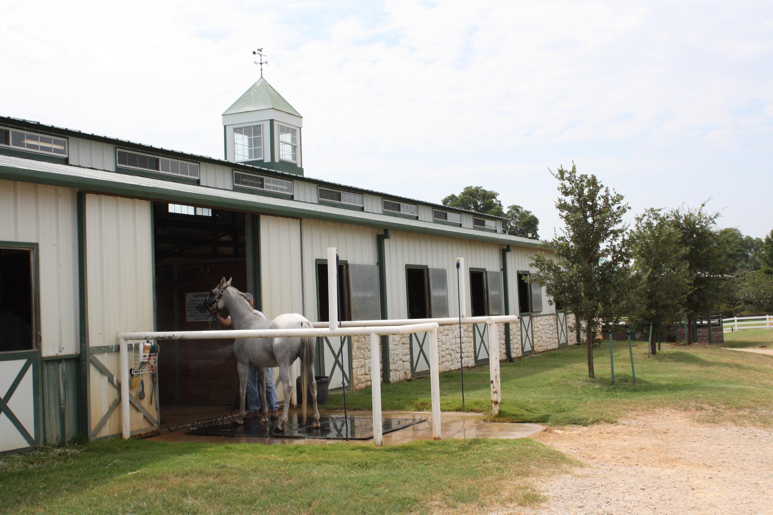 Amazing Barns For Amazing Horses Ameristall Horse Barns