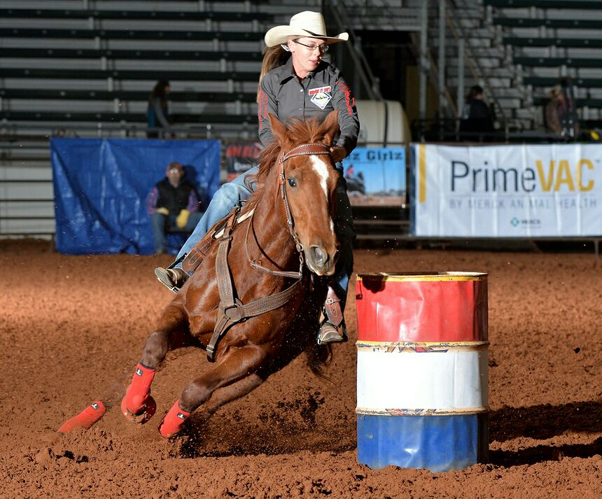 Photo Courtesy: Windy Griffith, Rebel Barrel Horses
