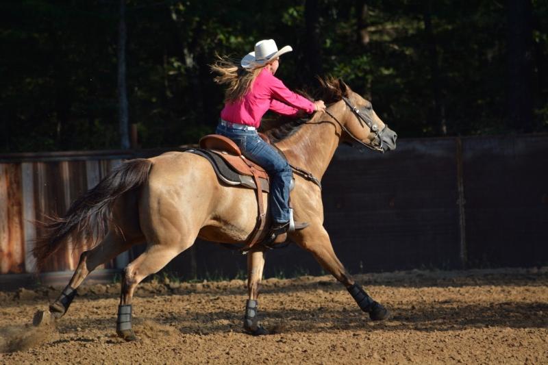 Photo Courtesy: Windy Griffith,Rebel Barrel Horses