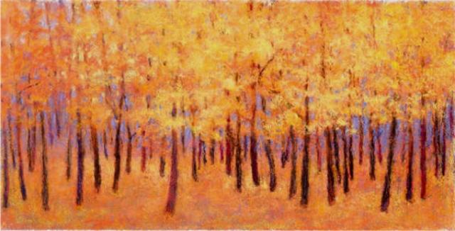 Autumn Light Giclee