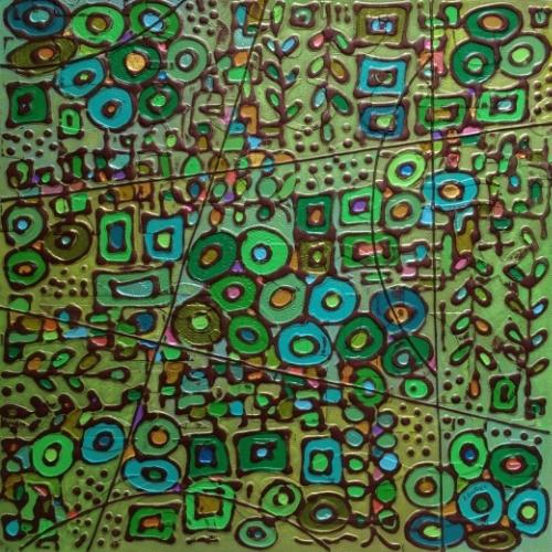 13538 Monet 18x18 PAPER