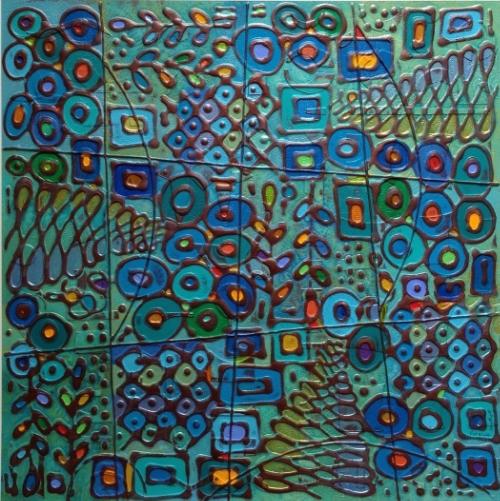 13534 Monet 18x18 PAPER