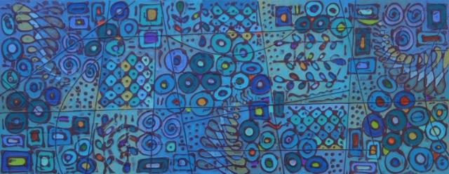 14429 Monet 14x36 PAPER