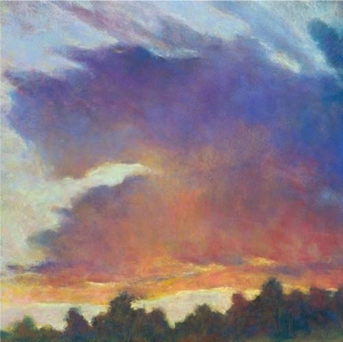 Sunset Chroma Giclee