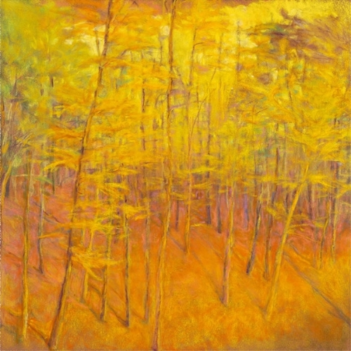Up to Yellows Giclee