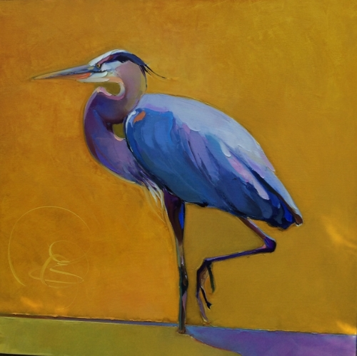 Heron Gold 40x40 STRETCHED CANVAS.jpg