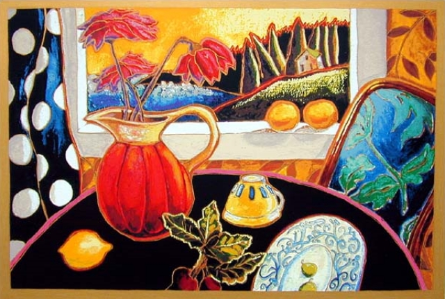 Mary's Table 33x22.5 PAPER