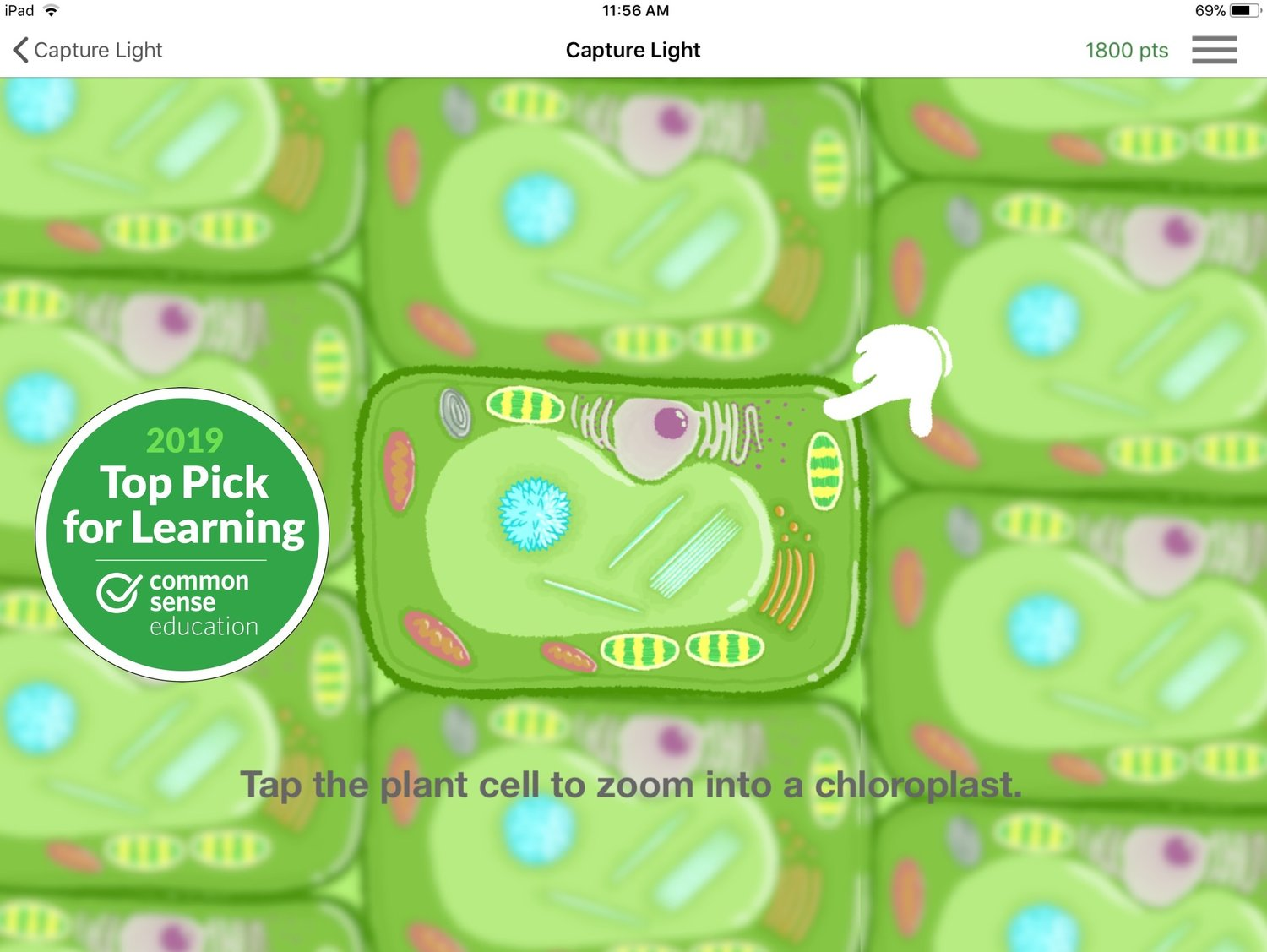 CellEnergy: 2019 Top Pick for Learning — Andamio Games