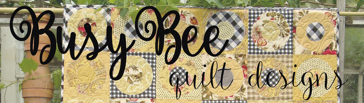 Busy Bee Quilt Designs