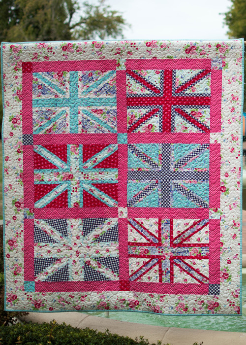 Busy Bee Quilt Designskits