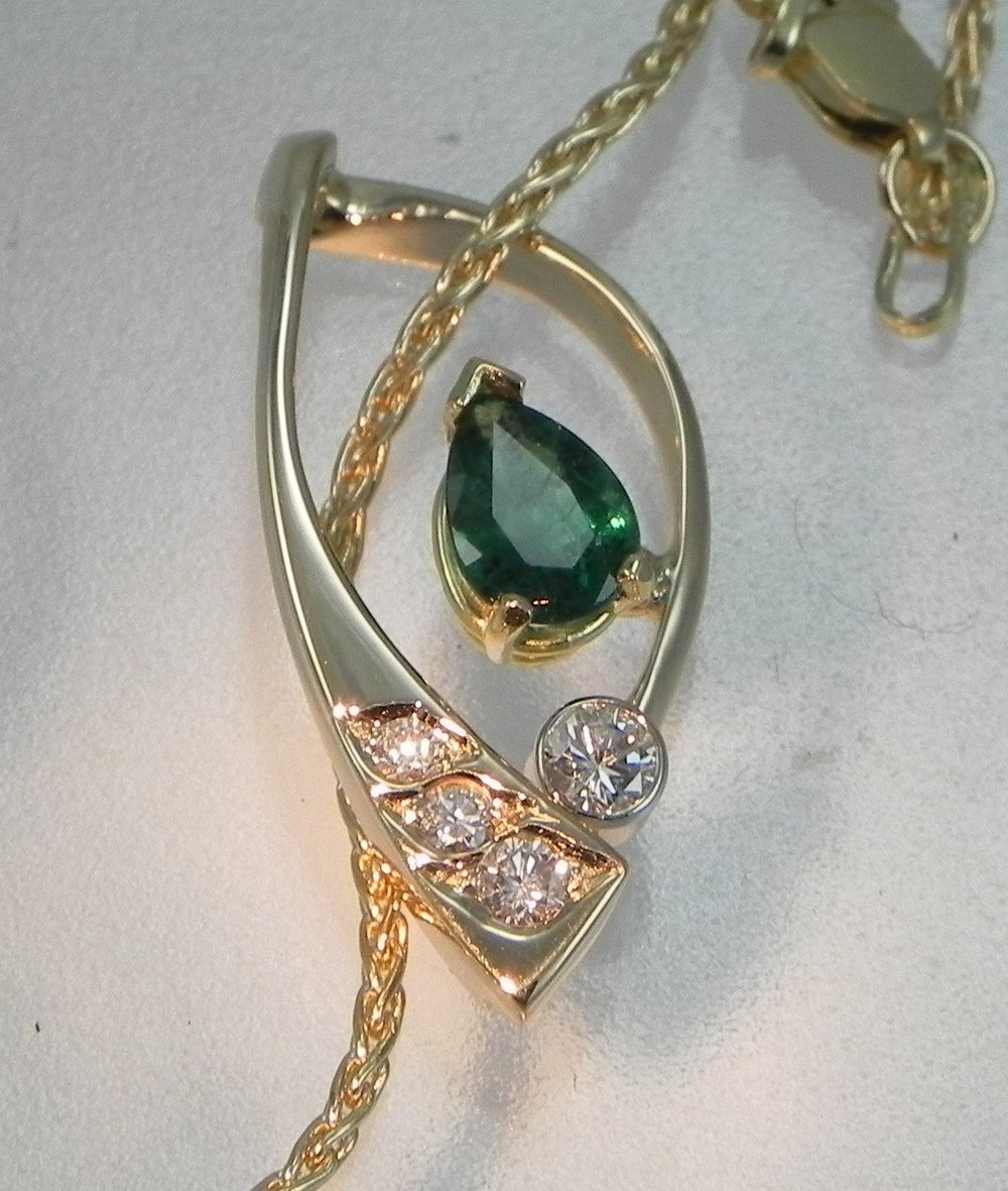 - Steven Parks is amazing! He rebuilt a setting for an emerald ring exactly like the 50 year old original, except even better!I am so pleased that I am going to have him redesign a diamond wedding ring- can't say enough about his work! – Jorgeann S.