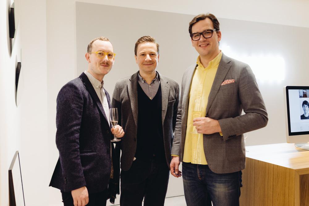 Lars Beller Fjetland,Sylvain Willenz,Staffan Holm
