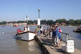 Felixstowe passenger ferry
